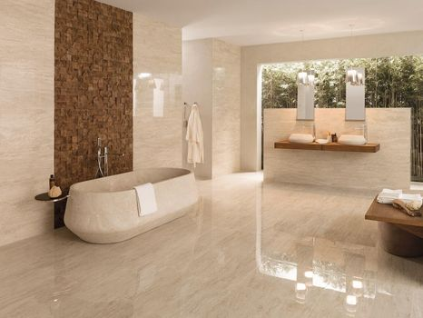 Porcelanosa Travertino
