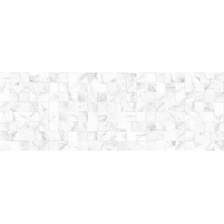 Mosaico Carrara Blanco 31.6x90