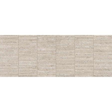 Mosa-River Stripe Caliza 45x120