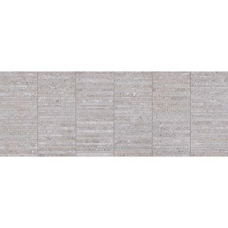 Mosa-River Stripe Acero 45x120