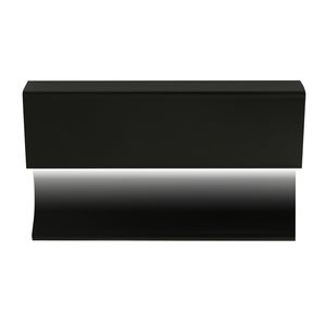 Профиль Butech Pro-Skirting Led Black Aluminum 13x60x2500