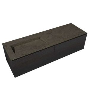 Minim Wood Grey Stone 156.6x50x40