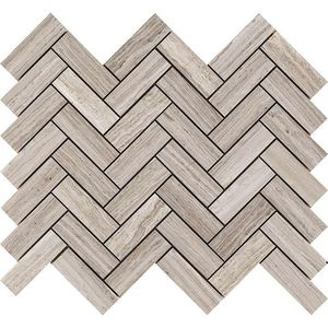 Lines Cambric Silver Wood Pul 26,5x32,5