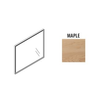 Espejo Tono Maple 120x100
