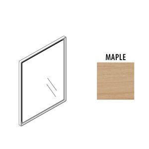 Espejo Tono Maple 80x100