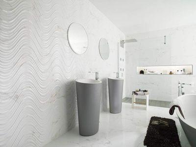 Carrara Blanco Brillo 43.5x43.5