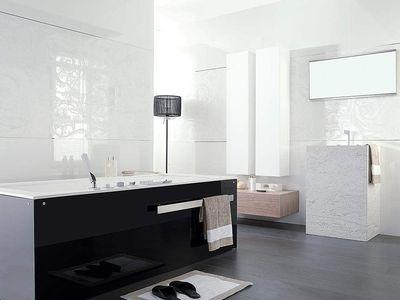 Glass Blanco 31.6x90