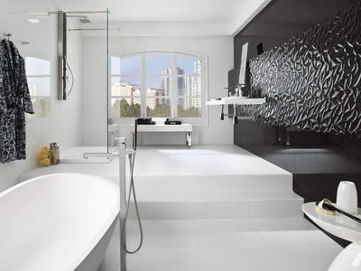 Marmi Deco Blanco 31.6x90