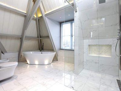 Marmol Carrara Blanco 31.6x90